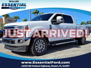 Used Ford Super Duty F 250 Srw Stuart Fl